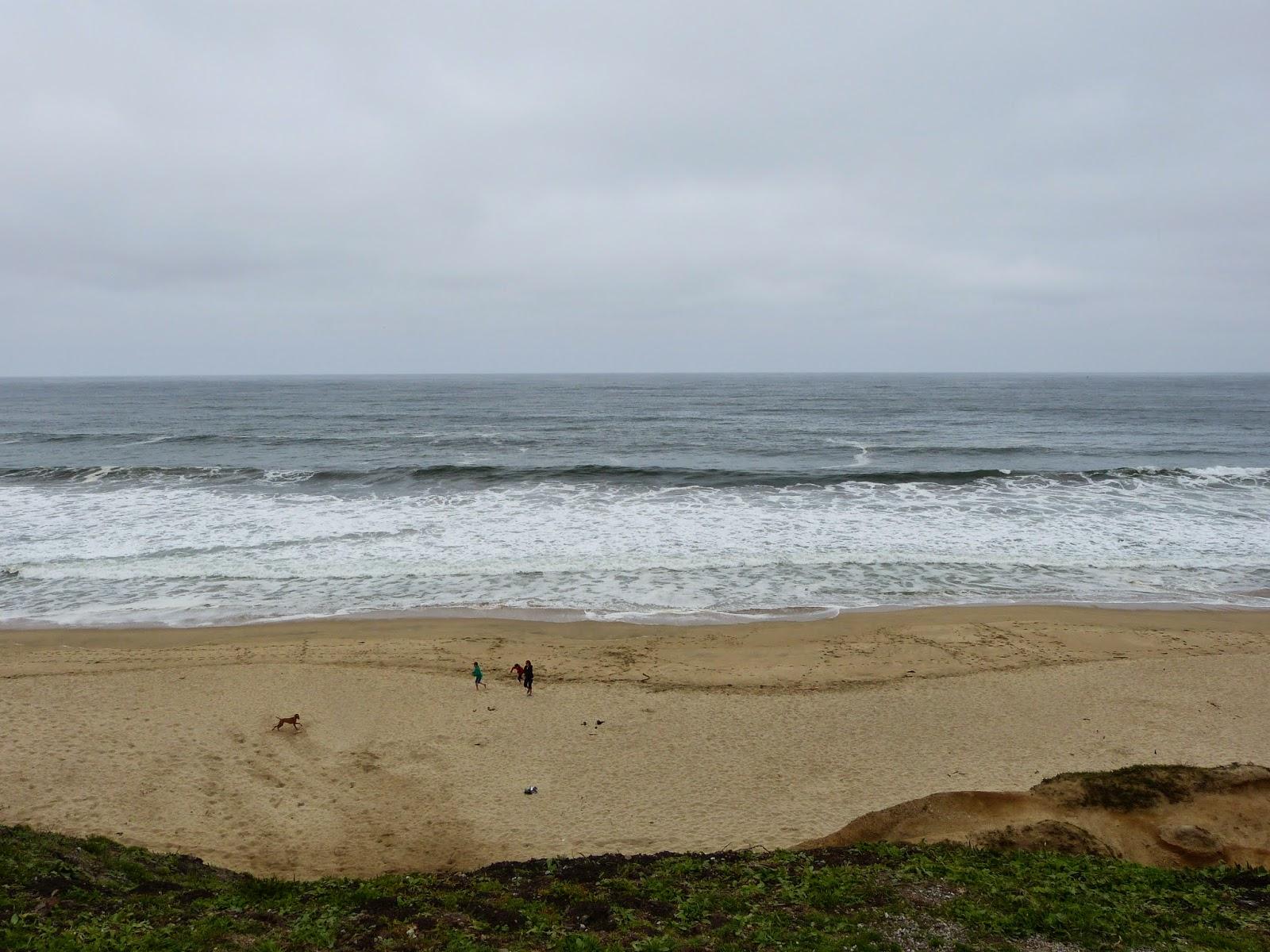 Litoral da Califórnia: Half Moon Bay