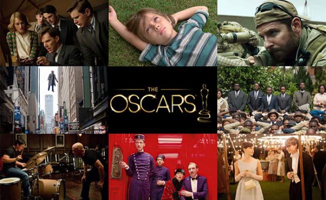 Indicados a Melhor Filme: